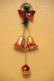 Ornamento del Año Nuevo Foto de archivo libre de regalías