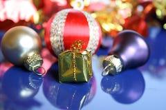 Ornamento del Año Nuevo. Foto de archivo libre de regalías