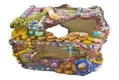 Ornamento del acuario Imagen de archivo libre de regalías