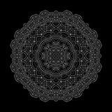 Ornamento del círculo. Fotos de archivo libres de regalías