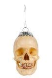 Ornamento del cranio Fotografia Stock Libera da Diritti