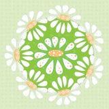 Ornamento del fiore Immagine Stock Libera da Diritti
