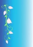 Ornamento del fiore illustrazione vettoriale