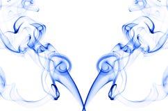 Ornamento del fumo Fotografia Stock Libera da Diritti