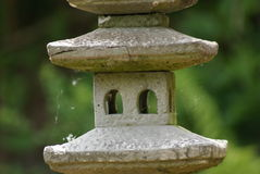 Ornamento del giardino Fotografie Stock