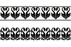Ornamento del greco antico illustrazione di stock