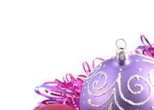 Ornamento del nuovo anno Immagini Stock Libere da Diritti