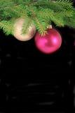 Ornamento del nuovo anno Immagine Stock