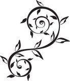 Ornamento del tatuaje Imágenes de archivo libres de regalías