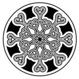 Ornamento del vector Imagen de archivo libre de regalías