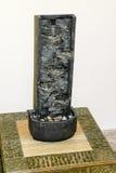 Ornamento dell'interno della cascata della fontana Fotografie Stock Libere da Diritti