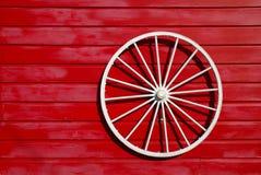 Ornamento della rotella di vagone Fotografia Stock