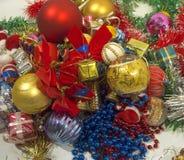 Ornamento di Holideys Fotografia Stock