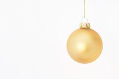 Ornamento di Natale Immagini Stock Libere da Diritti