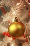 Ornamento di Natale Fotografie Stock
