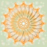 Ornamento di Solnechniy Fotografie Stock Libere da Diritti