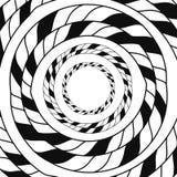 Ornamento disegnato a mano astratto del cerchio Fotografia Stock Libera da Diritti