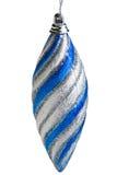 Ornamento do bulbo do Natal Imagens de Stock