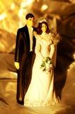 Ornamento do casamento Foto de Stock Royalty Free