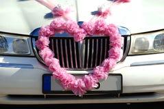 Ornamento do casamento Imagem de Stock