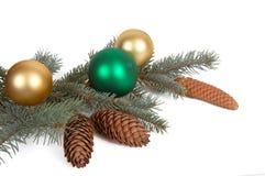 Ornamento do feriado. Fotografia de Stock Royalty Free