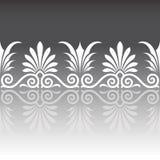 Ornamento do grego do vetor Imagem de Stock Royalty Free
