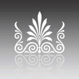 Ornamento do grego do vetor Imagem de Stock