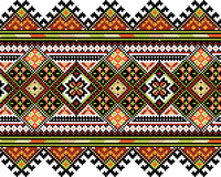 Ornamento do nacional de Ucrainian Fotos de Stock Royalty Free