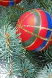 Ornamento do Natal Fotografia de Stock Royalty Free