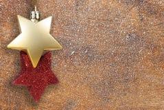 Ornamento do Natal. Imagem de Stock Royalty Free