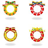 Ornamento do Natal Foto de Stock