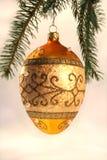 Ornamento do Natal Imagem de Stock