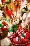 Ornamento do Natal Fotos de Stock Royalty Free