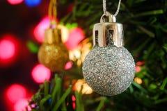 Ornamento do Natal Foto de Stock