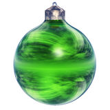 Ornamento do Natal isolados Imagens de Stock Royalty Free