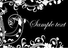 Ornamento do projeto Imagem de Stock Royalty Free