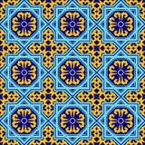 Ornamento do Uzbek ilustração do vetor