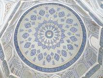 Ornamento do Uzbeque Foto de Stock