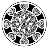 Ornamento do vetor Imagem de Stock Royalty Free