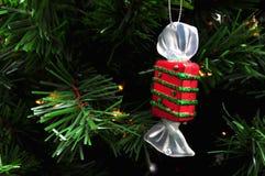 Ornamento dos doces do Natal Imagens de Stock