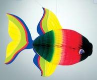 Ornamento dos peixes Fotos de Stock Royalty Free