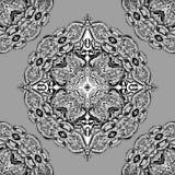 Ornamento en un círculo Imagen de archivo