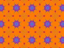 Ornamento etnico variopinto Stile di arabesque fotografie stock libere da diritti