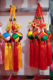Ornamento festivo cinese di stagione Immagine Stock