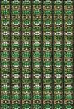 Ornamento floral árabe Imagem de Stock Royalty Free