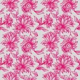 Ornamento floral Stock de ilustración