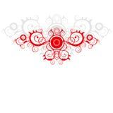 Ornamento floral Imagem de Stock Royalty Free