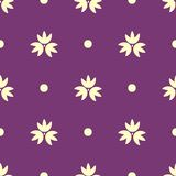 Ornamento floral Fotografía de archivo libre de regalías