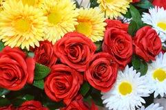 Ornamento floral Imagen de archivo libre de regalías