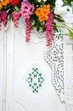 Ornamento floral Foto de archivo